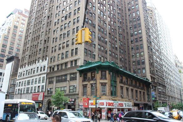 300 West 38th Street – New York, New York - Atlas Obscura