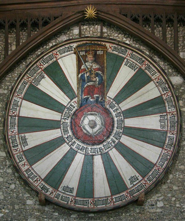 Winchester Round Table, Why Was The Round Table Round