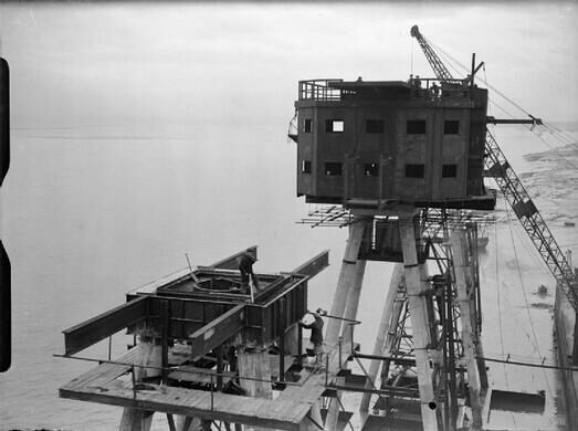 Maunsell Army Sea Forts England Atlas Obscura