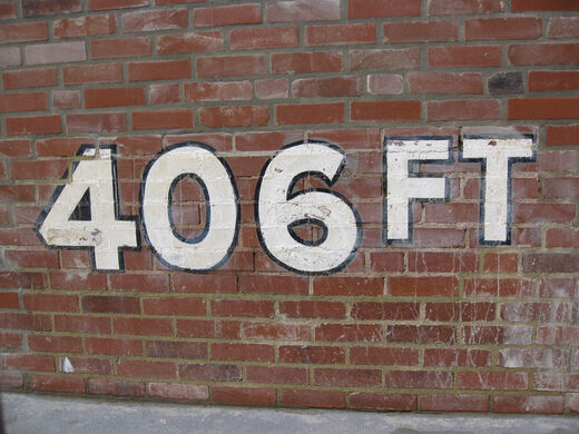 Forbes Field Wall Pittsburgh Pennsylvania Atlas Obscura