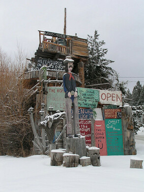 Home Of A Thousand Faces Radium Hot Springs Canada