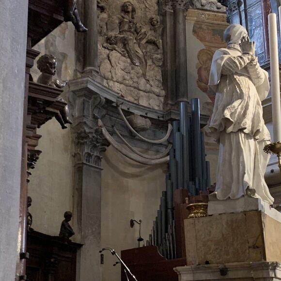 Dragon Bones' of Santa Maria e San Donato