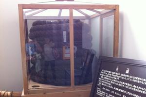 Hair Rope of Higashi Hongan-ji Temple