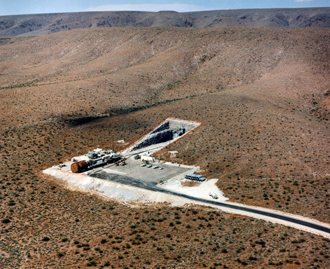 yucca mountain nuclear repository Legal developments relating to nuclear waste storage and disposal and the yucca mountain repository site august 14, 2015 – august 29, 2016 r44151.