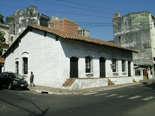 6da4a19f6405 Casa de la Independencia – Asunción