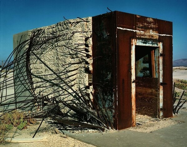 Atomic Bank Vault Nye County Nevada Atlas Obscura