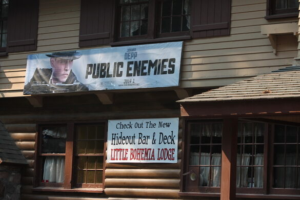 Manitowish Waters Wisconsin Little Bohemia Lodge