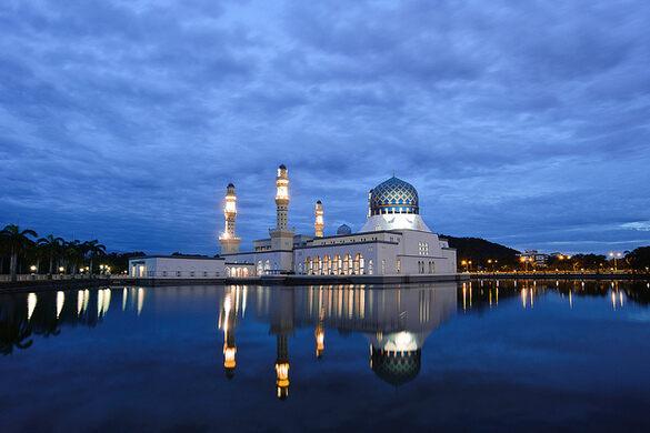 City mosque kota kinabalu map pdf
