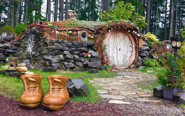 Hobbit House & Hobbit House \u2013 Port Orchard Washington - Atlas Obscura