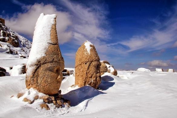 Nemrut Dagi – Kayadere, Turkey - Atlas Obscura