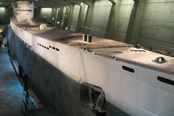 Remains of the U-Boats' Watery Reign: The Four Final Iron
