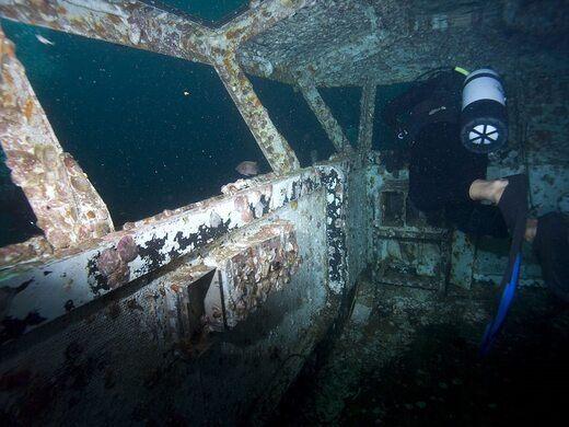 USS Oriskany – Pensacola, Florida - Atlas Obscura