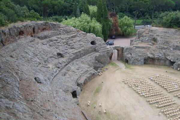 Sutri Amphitheatre