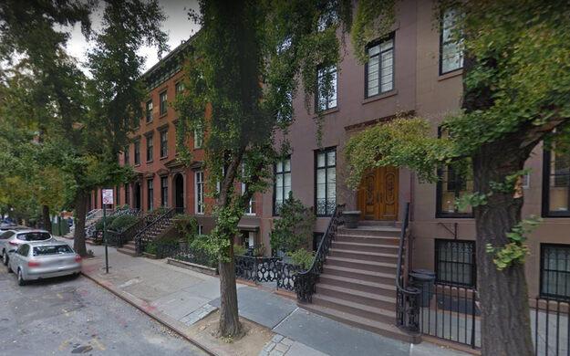 holes dc Gay york avenue new