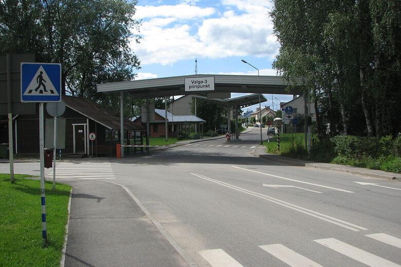 Valga/Valka Border