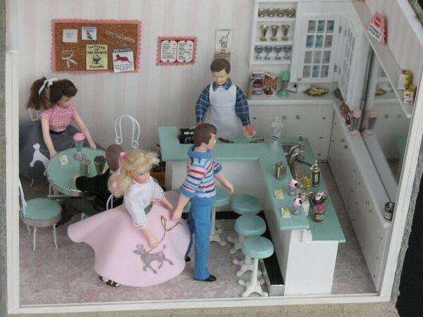 miniature museum of greater st louis st louis missouri atlas obscura. Black Bedroom Furniture Sets. Home Design Ideas