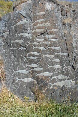 Stone man u qaqortoq greenland atlas obscura