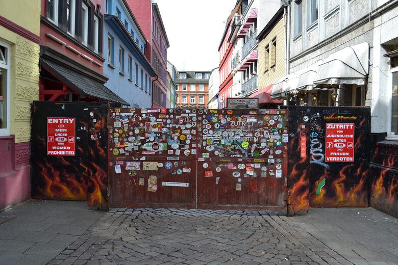 Brothel hamburg best Hamburg sex
