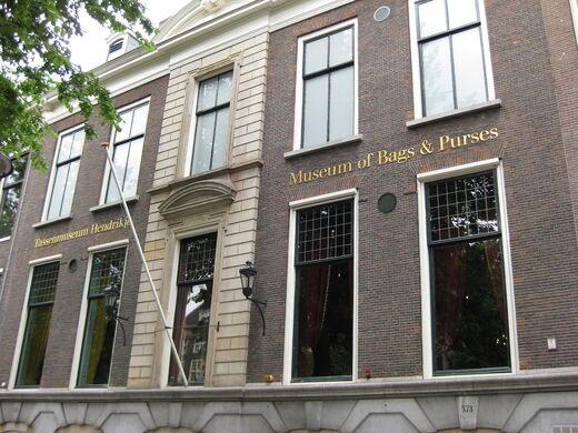 Tassen In Amsterdam : Tassen museum of bags and purses amsterdam netherlands