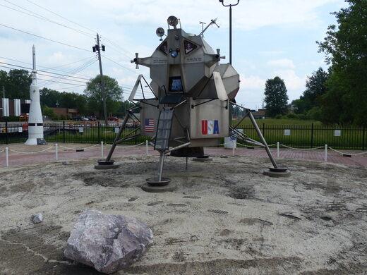 Neil Armstrong First Flight Memorial