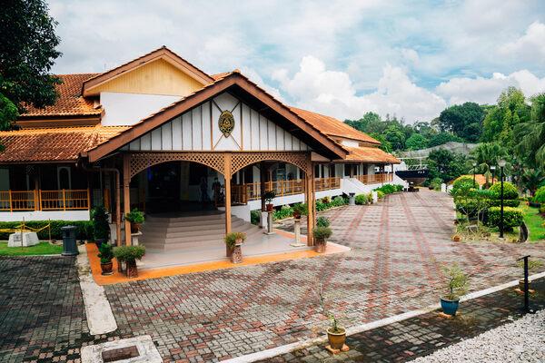 Royal Malaysian Police Museum in Kuala Lumpur, Malaysia