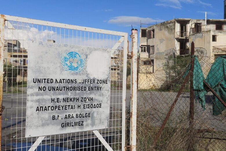 Cyprus Buffer Zone
