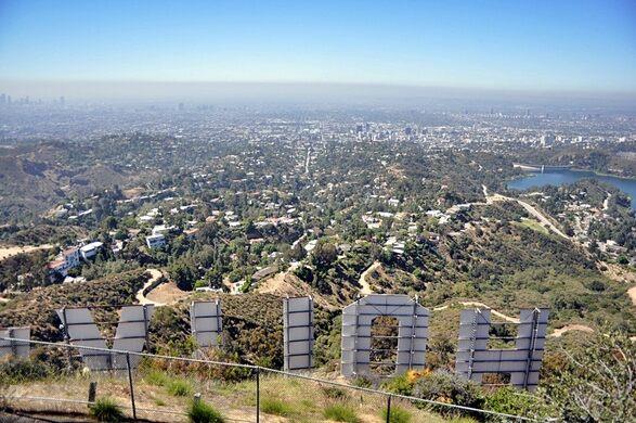 Hollywood Sign Los Angeles California Atlas Obscura