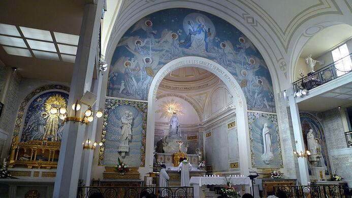 la chapelle de la. Jean-Louis Zimmermann/Wikimedia (Creative Commons) La Chapelle De