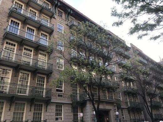 Cherokee Apartments Aaron Netsky