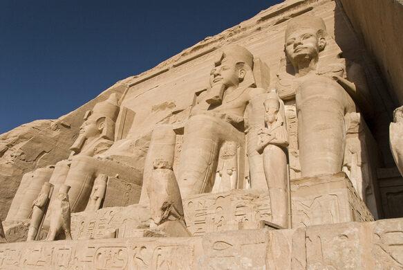 The Temple of Abu Simbel – Nubia, Egypt - Atlas Obscura