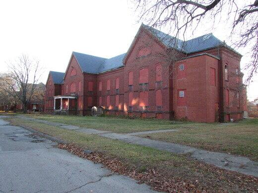 Medfield State Hospital – Medfield, Massachusetts - Atlas