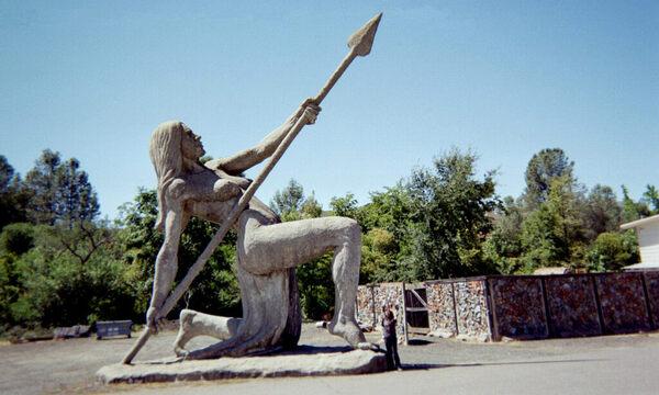 The Statues Of Ken Fox Auburn California Atlas Obscura