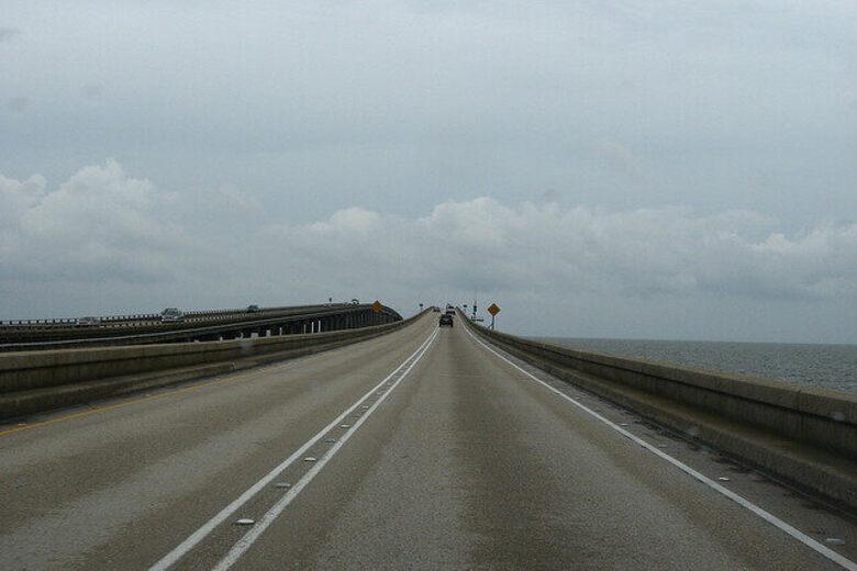 Manchac Swamp Bridge – Ponchatoula, Louisiana - Atlas Obscura