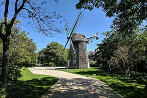 The Hayground Windmill.
