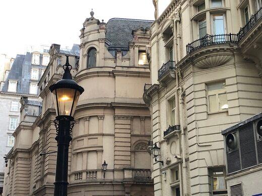 Carting Lane Sewer Lamp London England Atlas Obscura