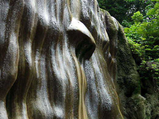 Mother Shipton's Cave and the Petrifying Well – Knaresborough