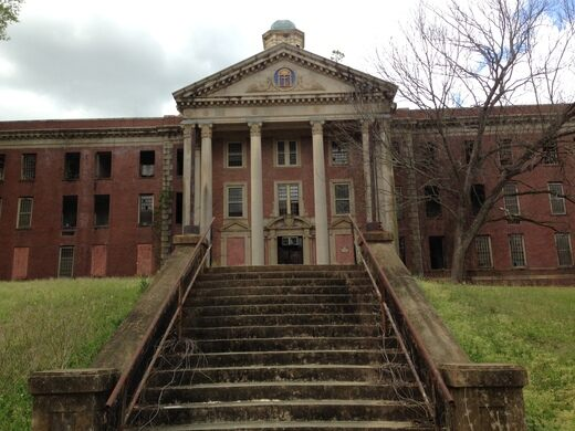 Central State Hospital – Milledgeville, Georgia - Atlas Obscura
