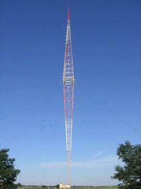Lakihegy Radio Tower – Szigetszentmiklós, Hungary - Atlas