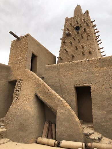 Life in Timbuktu: how the ancient city of gold is slowly turning to dust