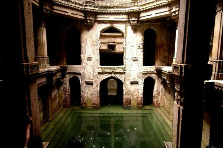 Adalaj Ni Vav – Adalaj, India - Atlas Obscura