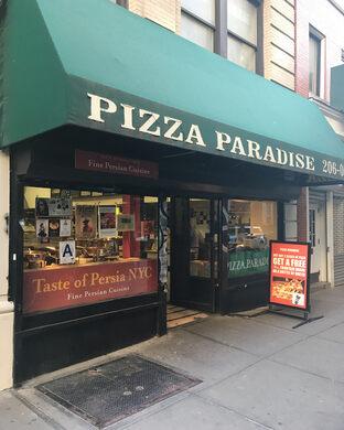 Taste Of Persia Nyc New York New York Gastro Obscura