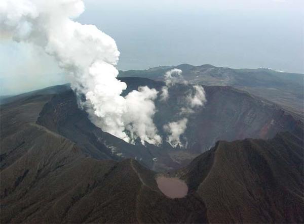 Gas Mask Tourism On The Izu Islands Miyakejima Japan Atlas Obscura
