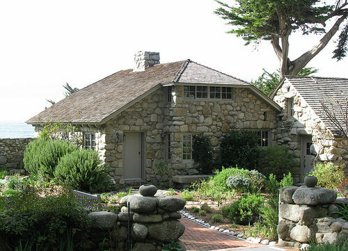 Tor House And Hawk Tower Carmel By The Sea California