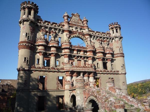 Bannerman S Castle Beacon New York Atlas Obscura