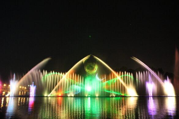 Roshen Fountain Vinnytsia Ukraine Atlas Obscura