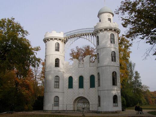 Pfaueninsel Berlin Germany Atlas Obscura