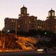 Hotel Nacional at dusk.