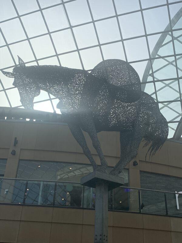 Equus Altus in Leeds, England