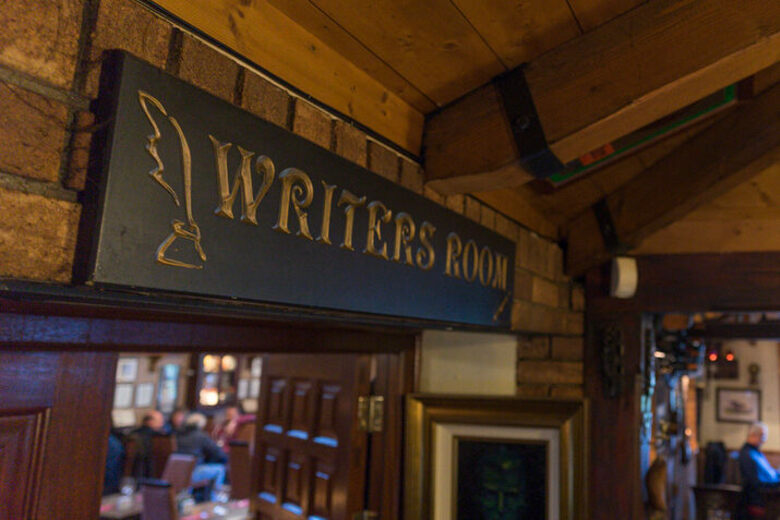 Writers' Room at The Wicklow Heather