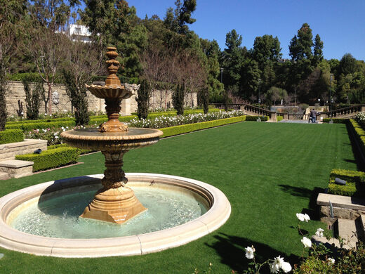 Greystone Mansion – Beverly Hills, California - Atlas Obscura